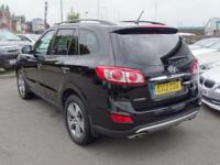 2012 Hyundai Santa Fe 2.2 CRDi Premium 5dr Auto [7 Seats] 5 door Estate