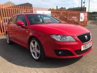2012 (12) SEAT EXEO 2.0 TDI SPORT TECH ESTATE AUTOMATIC