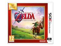 Legend of Zelda - Ocarina of time 3DS like new