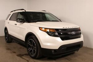 Ford Explorer 4WD Sport 2014