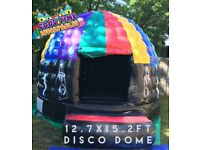Bouncy Castles & Disco Domes Hire