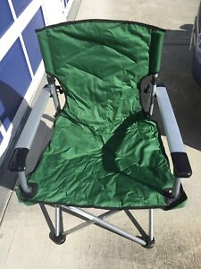 2 Camping / Beach chairs (excellent condition)
