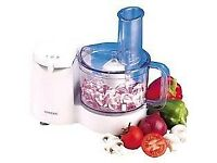 Kenwood Compact FP108 Food Processor, 300W with Accessories