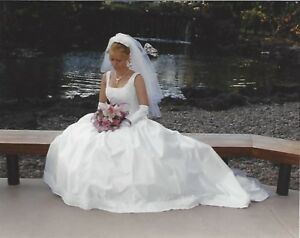 Eden Bridal wedding dress size 4