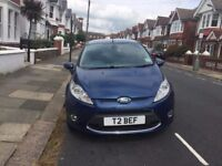 Ford Fiesta 1.6 TDCI Titanium - Low Miles - £20 tax full loaded with extras - 5dr - economical