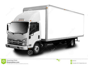 WANTED DRIVER / DELIVERY TRUCK DRIVER