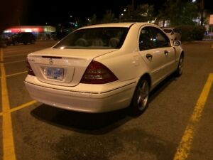 REDUCED!! 2002 Mercedes-Benz C-Class C240 Sedan