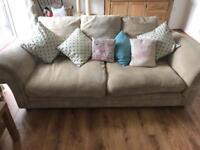 Preloved Large 3 Seater Sofa