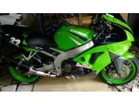 Kawasaki Zx6r G2