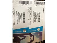 X2 J cole tickets first direct arena