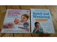 Baby weaning cook book bundle