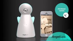 Angelcare video movement and sound baby monitor