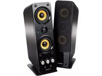 Creative Gigaworks T40 Series II 2.0 High-End Pc Speakers, Black