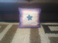 Flower cushion