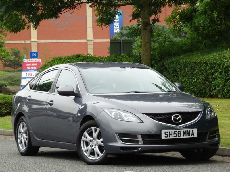 Mazda 6 1.8 2009 120ps TS Petrol..1 YEAR COMPREHENSIVE WARRANTY