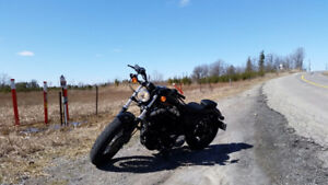 2010 Harley Davidson Forty-Eight XL1200X - Harley 48