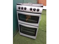 Electric cooker/double ven