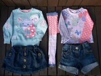Next Girl's Mix N Match Clothing, Age 18-24 Months