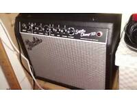Fender Super Champ XD - Valve amp with effects