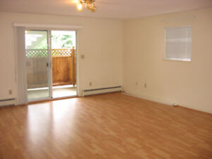 **Ground level 2 br with patio**
