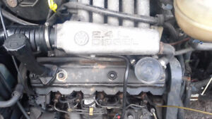 Looking for a VW 2.4 Diesel Engine