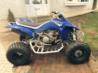 Yamaha YZF 450 Quad