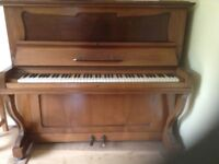 Upright Piano free to good home. Buyer to collect