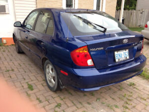 2006 Hyundai Accent Hatchback Excellent condition