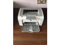 Printer HP LaserJet P1102 Tonner
