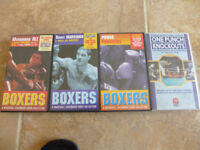 4 Boxing videos
