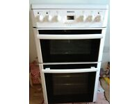 Fully working Beko Ceramic Electric Cooker 50cm wide