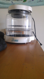 Nuwave oven. (used once)