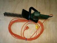 "Hedge trimmer 16"" Black & Decker electric"