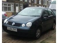 2005, VW Polo Twist, 1.9 Diesel, SDI Engine, 5 Door, 11 months, MOT, 140k miles