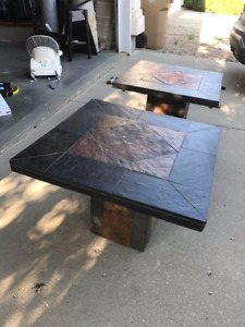 Slate End Tables for sale