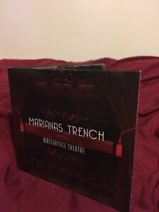 Marianas trench signed