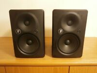 Mackie HR624 Mk2 Studio Monitors (Pair) (Condition - Like New)