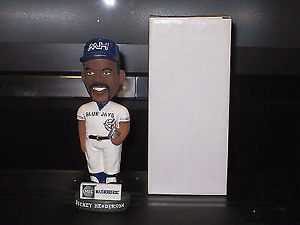 Wanted: Ricky Henderson Medicine Hat blue jays Bobblehead