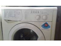 Indiset washing machine, whirlpool fridge Freezer & cannon gas cooker