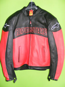 Alpinestars Leather Jacket - XL at RE-GEAR