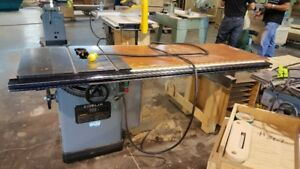 Delta Unisaw model 34-450  3 HP  Cabinet Table Saw