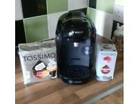 Bosh Tassimo Coffee Maker with Pods