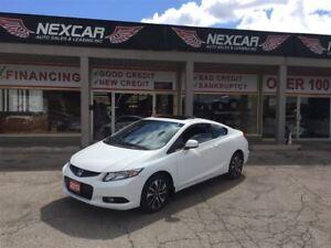 2013 Honda Civic EX C0UPE AUT0 SUNROOF BACK UP CAMERA 94K