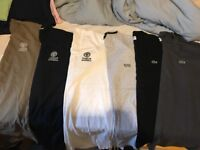 Mens t shirts and shirts must see (Ralph , Lacoste , timberland ,franklin and marshal)