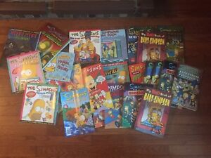 20+ Simpsons Comics Matt Groening. Episodes guide