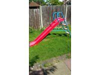 Slide 7ft - Red