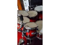 Drum kit for salen