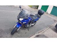 Honda CBF 600 SA-6 ABS (NEW MOT)