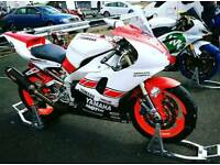 1999 Yamaha R1 trackbike with V5