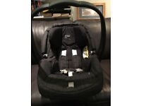 Mamas and Papas Car Seat & Surefix Adjustable Base